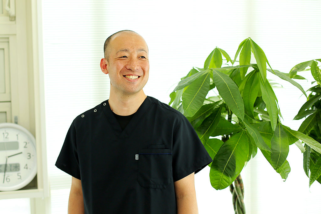 EVOL接骨院院長 加藤賢
